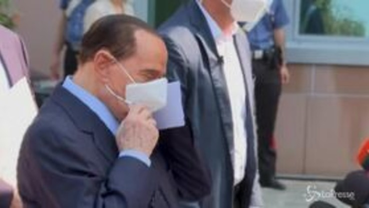 Coronavirus, Berlusconi negativo al tampone