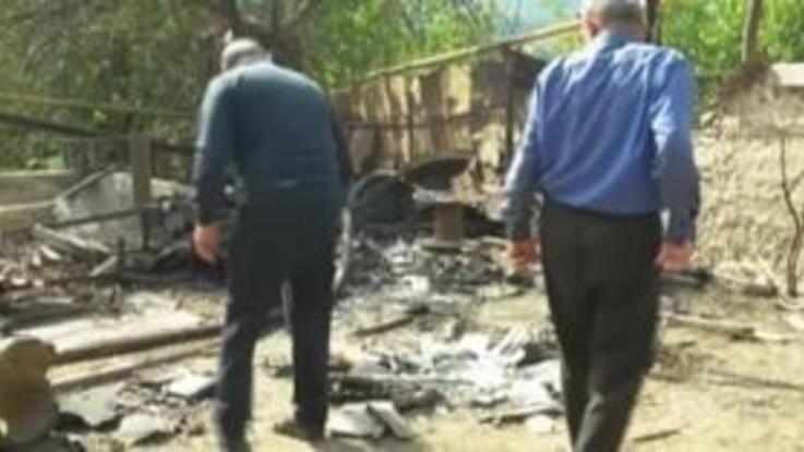 """Caucaso, abitanti di Hadrut: """"Colpiti da drone azero"""""""