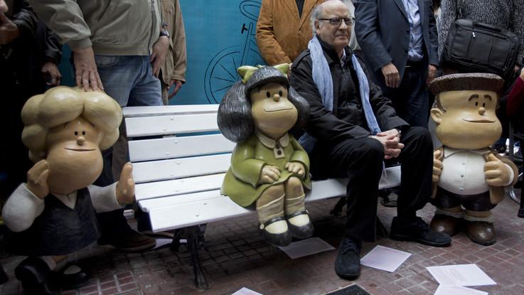 Morto vignettista Quino, il creatore di Mafalda