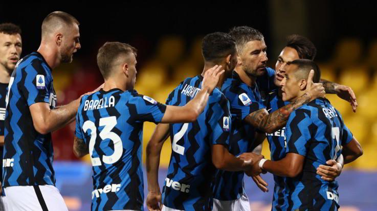 Serie A, show dell'Inter a Benevento: finisce 2-5