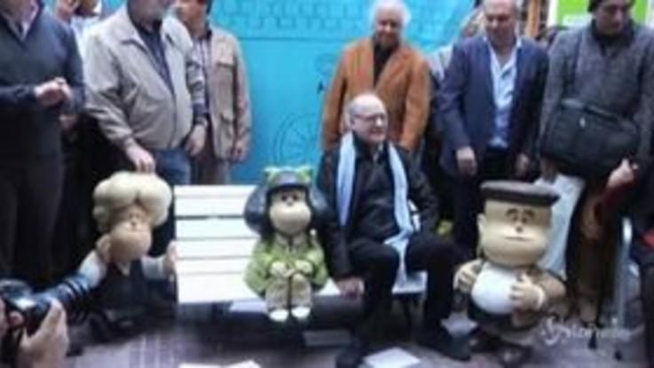Morto il creatore di Mafalda, Quino: aveva 88 anni