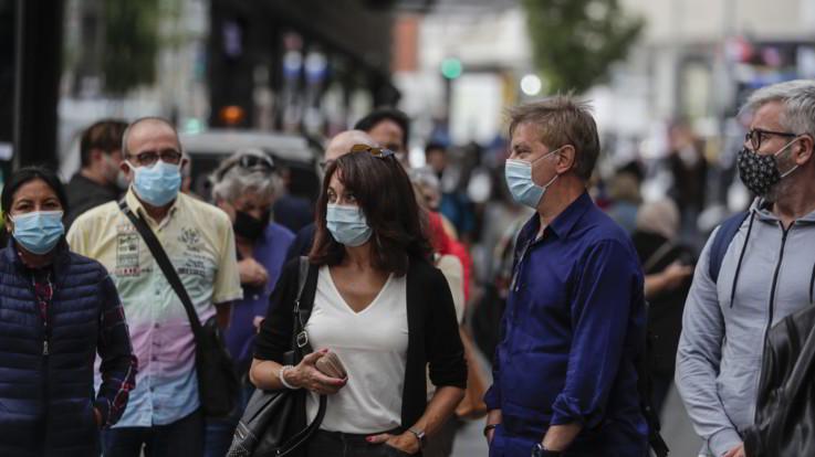Stretta in Spagna: lockdown parziale esteso in tutta Madrid