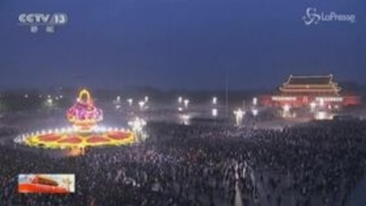 Cina: National Day per il 71mo anniversario della Repubblica Popolare