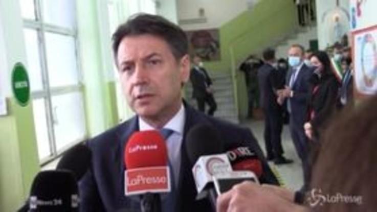 """Coronavirus, Conte: """"Proporremo al Parlamento proroga dell'emergenza al 31 gennaio"""""""
