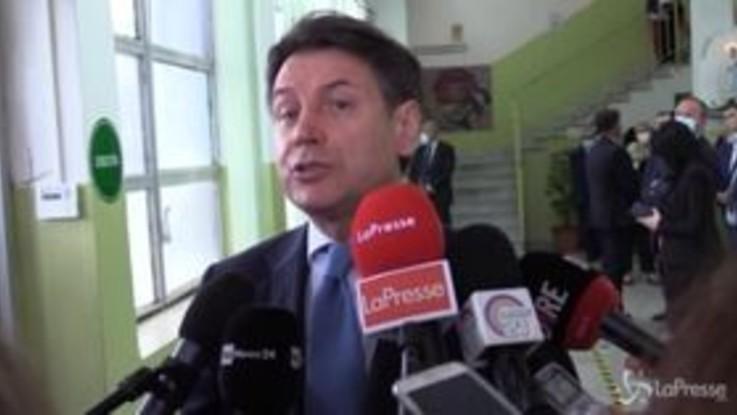 """Decreto sicurezza, Conte: """"Niente slogan, nostro obiettivo è garantire protezione a tutti, italiani e migranti"""""""