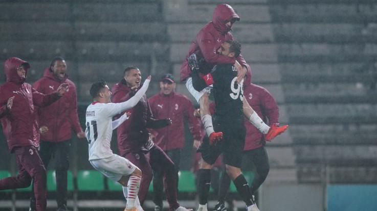 Europa League, Rio Ave sconfitto ai rigori: Milan alla fase a gironi
