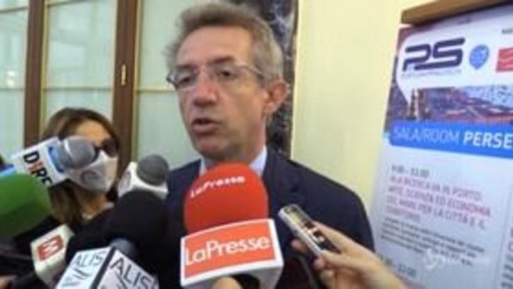 """Coronavirus, Manfredi: """"Proroga stato d'emergenza indispensabile per la salute dei cittadini"""""""