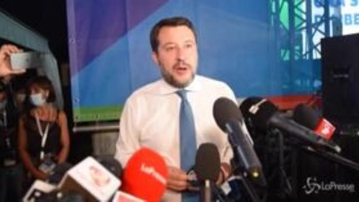 """Caso Gregoretti, Salvini: """"Pd e centri sociali in piazza per fare casino"""""""