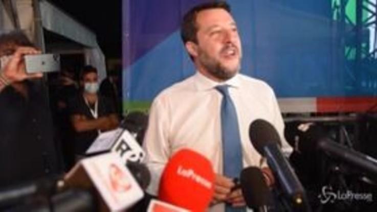 """Caso Gregoretti, Salvini: """"Precedente pericoloso processare per azione di governo"""""""