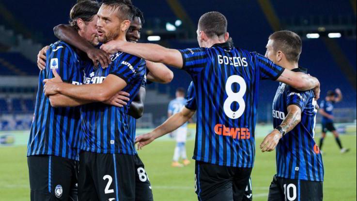 Serie A: positivo al Covid-19 un giocatore dell' Atalanta