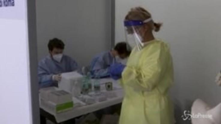 Coronavirus: 2.844 nuovi casi in Italia, 27 decessi