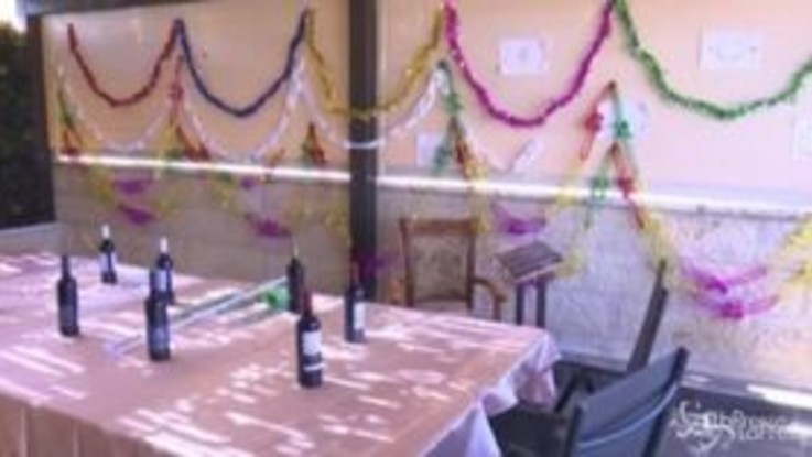 Gerusalemme, si celebra Sukkot nonostante il lockdown