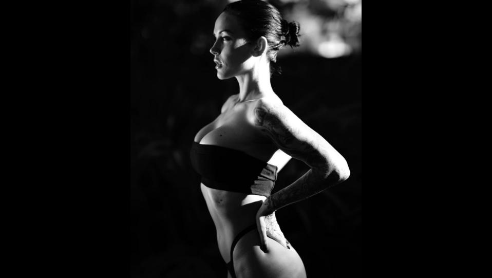 la modella Kayla Lauren (fonte  Instagram) ©