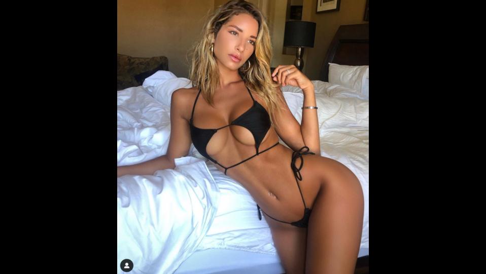 la modella Sierra Skye (fonte Instagram) ©