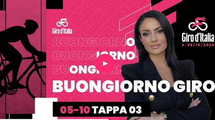 Giro d'Italia, Monica Bertini racconta la corsa prima e dopo la tappa