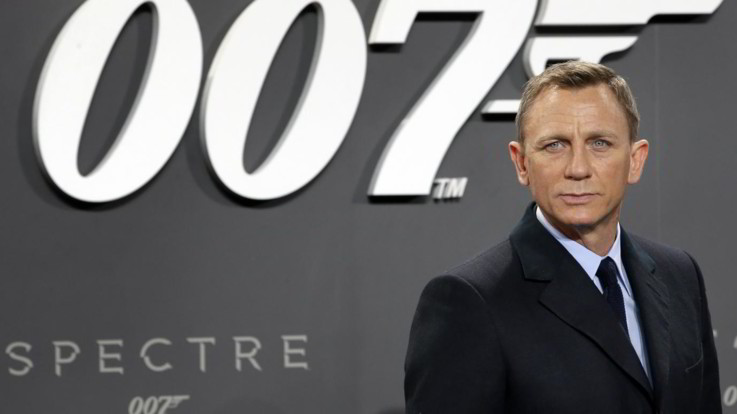 James Bond, rinviata al 2021 l'uscita di 'No Time to Die'