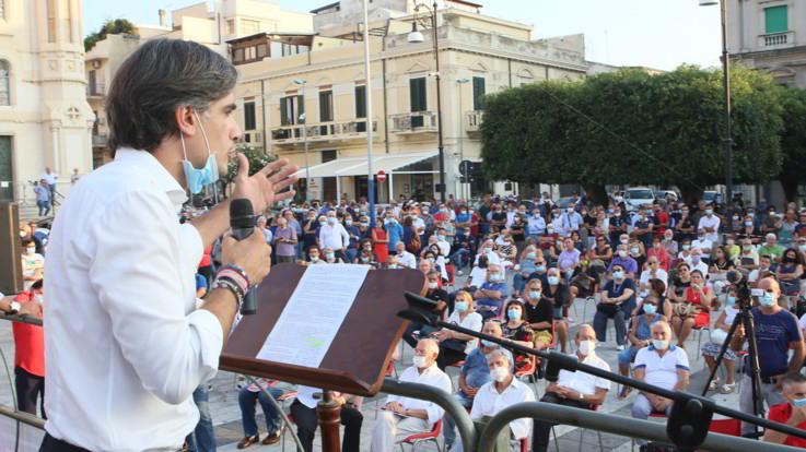 Comunali, Falcomatà si conferma a Reggio Calabria