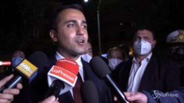 """Pomigliano, Di Maio festeggia il sindaco: """"In coalizione M5S torna a vincere"""""""