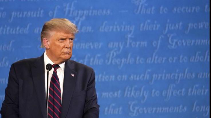 """Coronavirus, Trump: """"Lascio tra poche ore l'ospedale"""""""