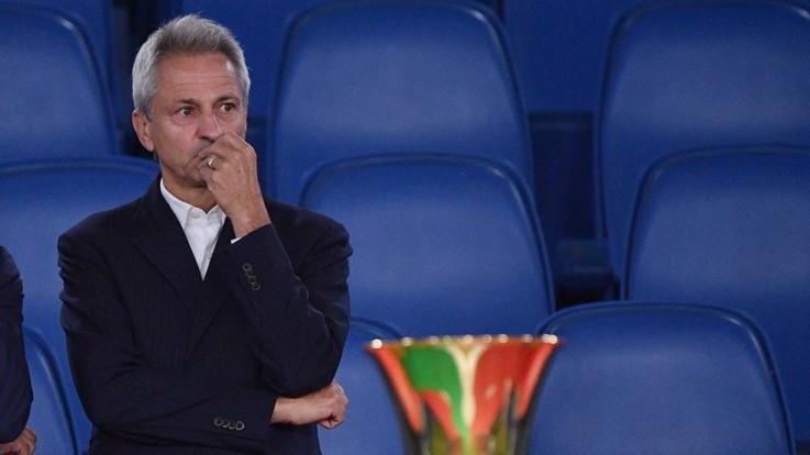 Lega calcio, positivo al Covid il presidente Dal Pino