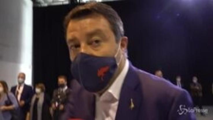 """Nuovo decreto sicurezza, Salvini: """"Lo chiamerei 'Decreto Clandestini'"""""""