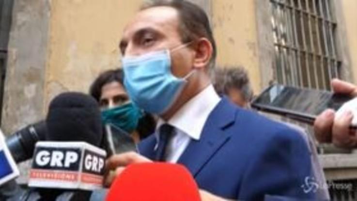 """Maltempo, Cirio: """"Chiesto commissario per Colle di Tenda"""""""
