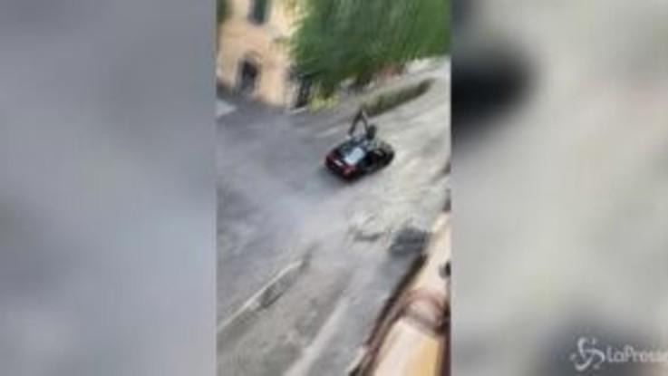 Mission Impossible 7: le riprese dell'inseguimento tra le vie di Roma