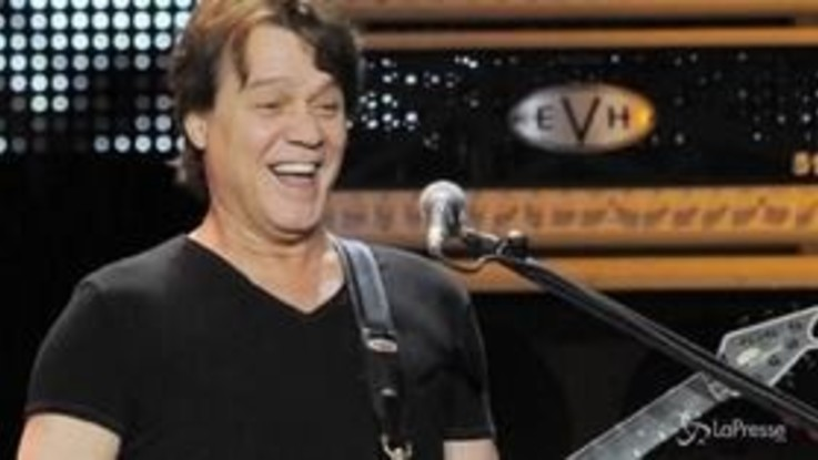 Addio a Eddie Van Halen, leggenda del rock