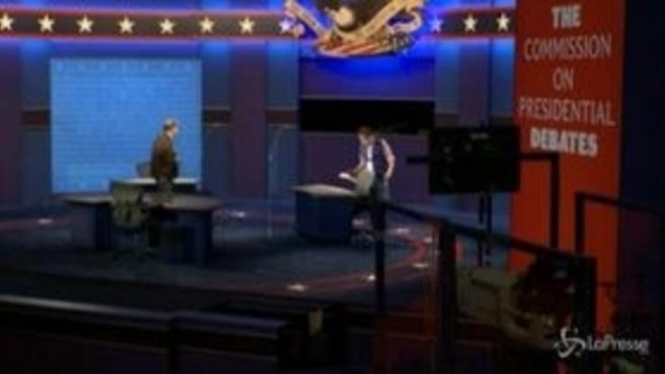 Usa 2020, dibattito in sicurezza: scudo anti-Covid tra Pence e Harris