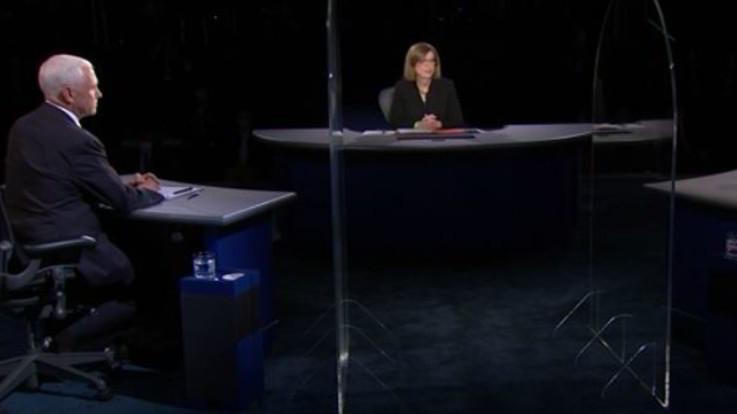 Dibattito Pence-Harris, sondaggio Cnn: la dem batte il vice di Trump