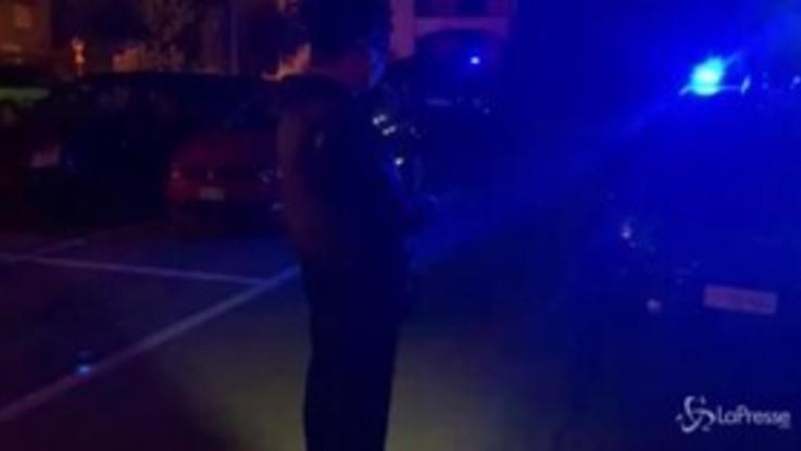 Torino, colpi d'arma da fuoco davanti a una pizzeria: i carabinieri sul posto