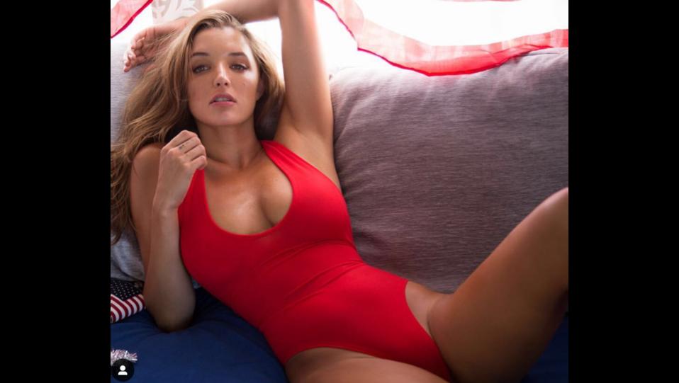 la modella Alyssa Arce (fonte Instagram) ©