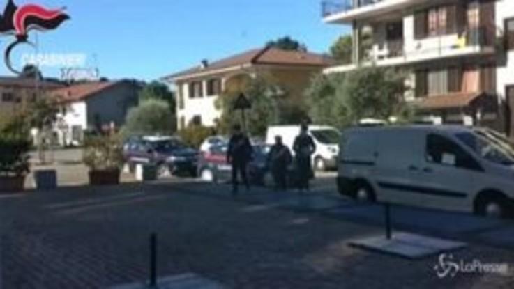Castellamonte, sequestrato il locale teatro della sparatoria: fermato un pregiudicato