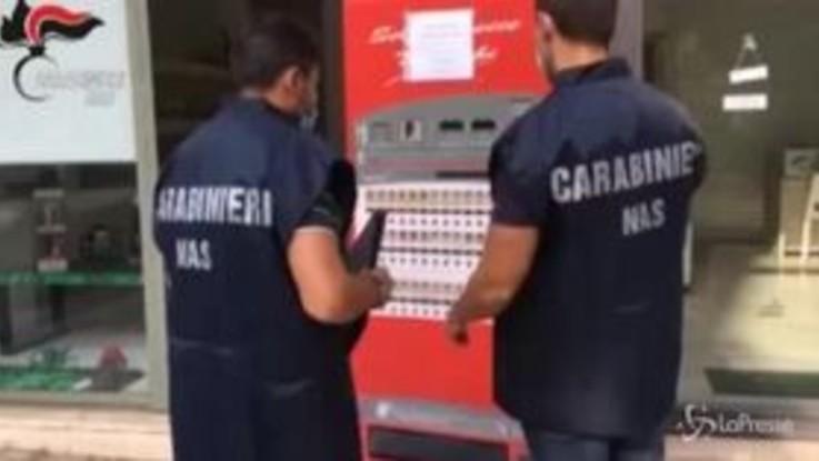 Catania, marijuana nel distributore: arrestato titolare di un cannabis light shop