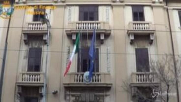 Messina, maxi frode fiscale da 15 milioni di euro