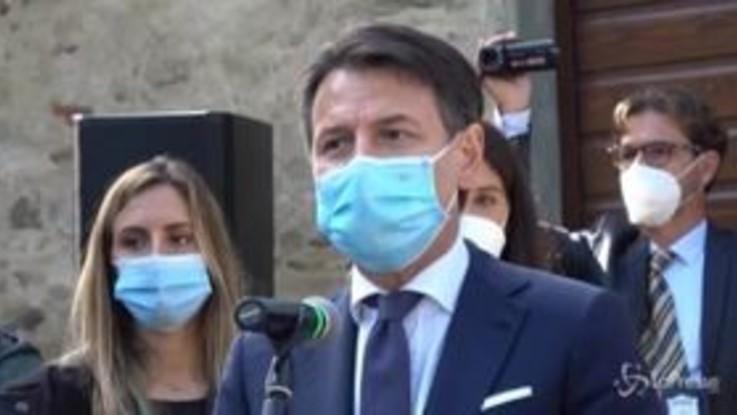 """Conte a Cittadella della Pace: """"Sia modello per i governi"""""""