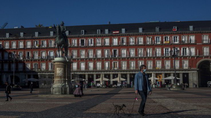 Spagna, stato d'emergenza per 15 giorni a Madrid