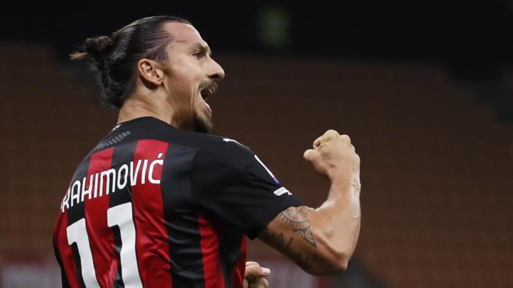 "Milan, Ibrahimovic guarito dal Covid: ""Quarantena finita"""