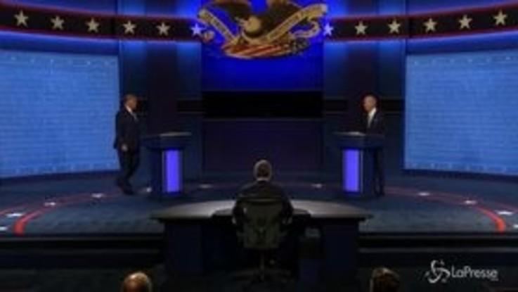 Usa2020, annullato il secondo dibattito Trump-Biden