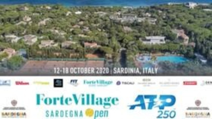 Tennis, Forte Village pronto per Sardegna Open