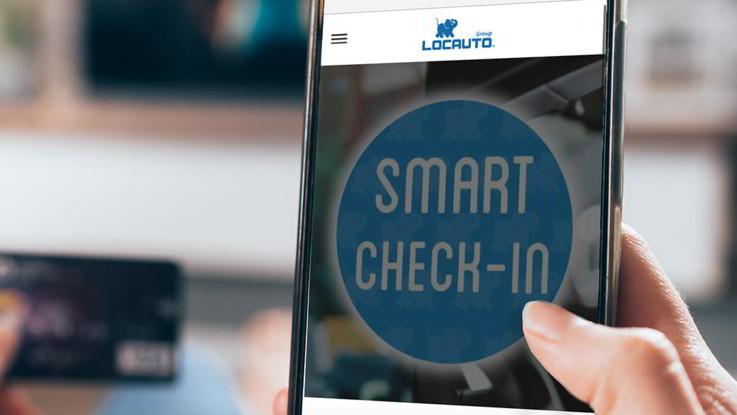 Trasporti, Locauto lancia 'smart check-in'