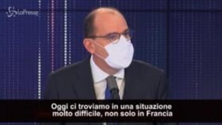 """Francia, Castex: """"Non dobbiamo rilassarci, ma evitare blocco totale"""""""