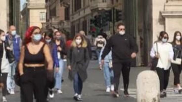 Roma, le prime reazioni al nuovo Dpcm tra consenso e polemiche