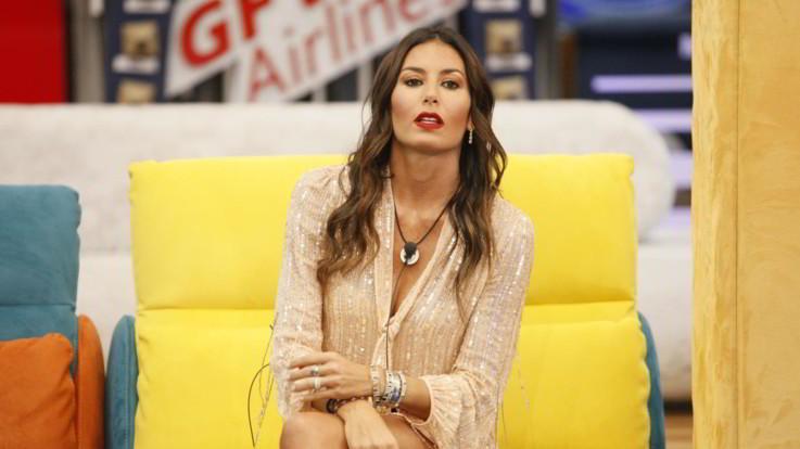 Gf Vip, Elisabetta pela patate nel Cucurio: discussione Brandi-Ruta