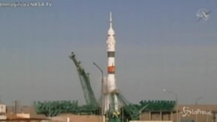 Nasa, astronauti raggiungono la Iss in sole 3 ore