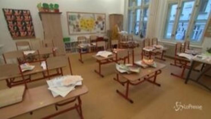 Covid, in Repubblica Ceca scuole e locali chiusi per tre settimane