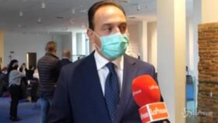 """Coronavirus, Cirio: """"Allerta è massima, non dobbiamo abbassare guardia"""""""
