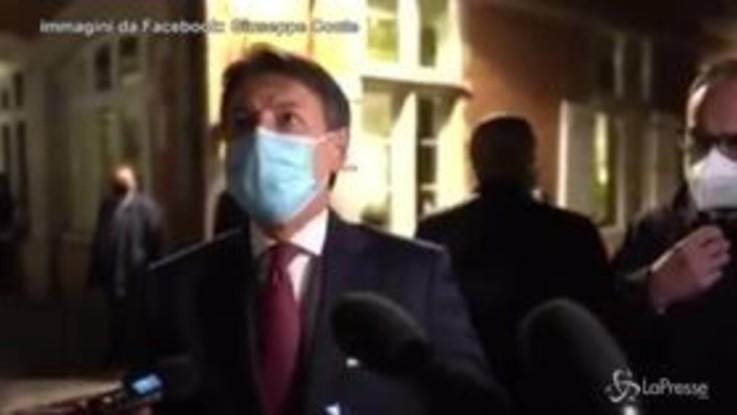 """Coronavirus, Conte: """"Non mi aspetto un lockdown su Milano"""""""