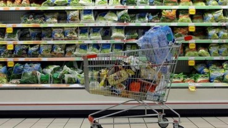 Inflazione, Istat: A settembre -0,7%, negativa per il quinto mese consecutivo