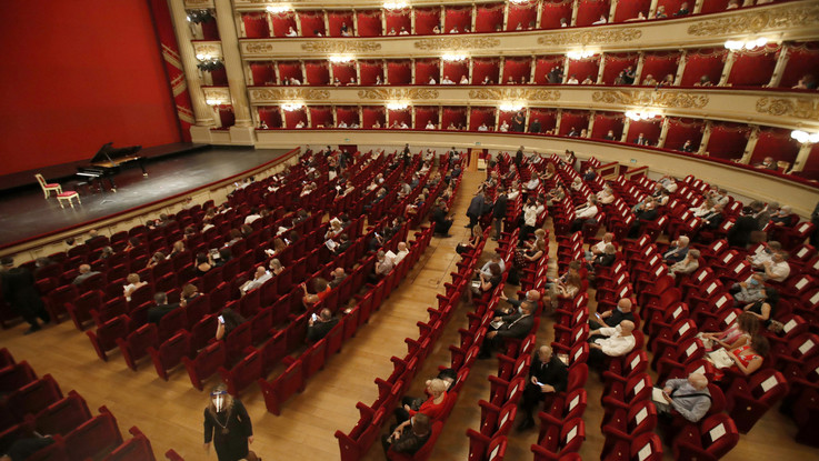 Il Teatro alla Scala rinvia la presentazione del calendario invernale